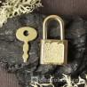 Замок навесной с ключом (произв.Германия) 317FO