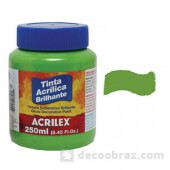 Acrylic Paint Gloss. 250ml. 3325.0510 green leaf