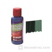 Краска битумная ACRILEX 60мл 21660.0545 оливковый