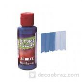 Краска битумная ACRILEX 60мл 21660.0560 карибский голубой