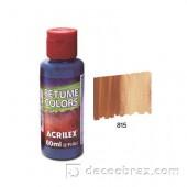 Краска битумная ACRILEX 60мл 21660.0815 светло-коричневый