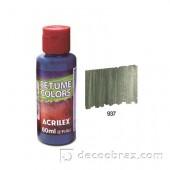 Краска битумная ACRILEX 60мл 21660.0937 темно-зеленый