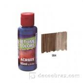 Краска битумная ACRILEX 60мл 21660.0954 табачный