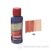 Краска битумная ACRILEX 60мл 21660.0955 красный орех