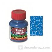 Краска кракле ACRILEX 37мл. 3837.0501 синий бирюзовый