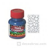 Краска кракле ACRILEX 37мл. 3837.0519 белый
