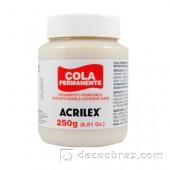Клей - скотч ACRILEX 250гр. 16225.0001