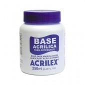 Грунт-основа для деревянных, бумажных, др. поверхностей ACRILEX 250 мл. 3425