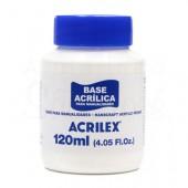 Грунт-основа для деревянных, бумажных пове др. твердых поверхностей ACRILEX 120 мл. 3412
