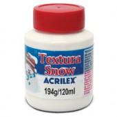 Текстура снега ACRILEX 120мл 845