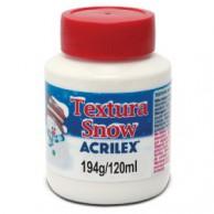 Snow Texture ACRILEX 120ml 845