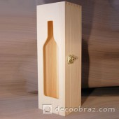 Коробка для вина ЗДД09-021