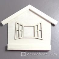 Ключница-домик 3-008.1