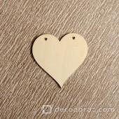 Сердце 3-10.4.5 см