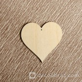 Сердце 3-11.4.5 см