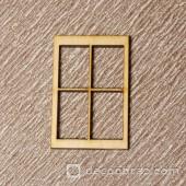 Окно 5-40.4.10 см