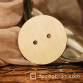 Пуговица 4-21.4.2 см
