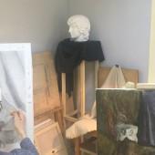 Подставка под скульптуру 35х35