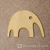 Слон 1-38.4.10 см