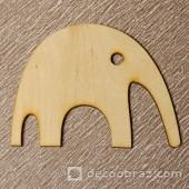Слон 1-38.4.15 см