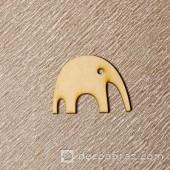 Слон 1-38.4.5 см