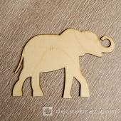 Слон 1-40.4.10 см