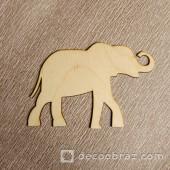 Слон 1-40.4.5 см