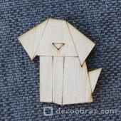 Собака оригами 1-19.4.5 см