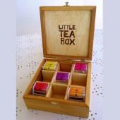 Чайная коробочка на 9 отделений 4-007.1