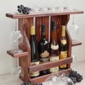 Мебельный комплект для декора 4 заготовки