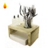 Полочка-органайзер для кухни 4-003.1