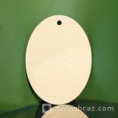 Медальон 1/S  10см (ЗВД336)