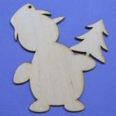 Снеговик 9-4.4.5 см