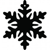Снежинка 9-18.4.10 см