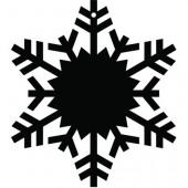 Снежинка 9-21.4.5 см