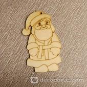 Дед Мороз 9-3.4.5 см