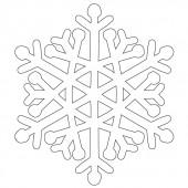 Снежинка 9-42.4.10 см