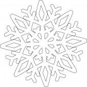 Снежинка 9-43.4.10 см
