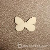 Бабочка №1 6-1.4.2 см