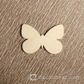 Бабочка №1 6-1.4.3 см