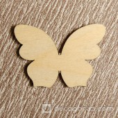 Бабочка №2 6-2.4.10 см