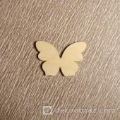 Бабочка №2 6-2.4.2 см