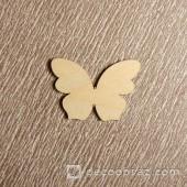 Бабочка №2 6-2.4.3 см