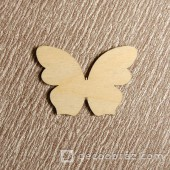 Бабочка №2 6-2.4.5 см
