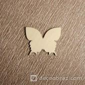 Бабочка №3 6-3.4.2 см