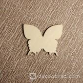 Бабочка №3 6-3.4.3 см