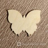 Бабочка №4 6-4.4.10 см