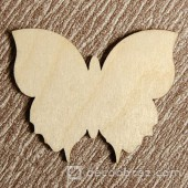 Бабочка №4 6-4.4.15 см