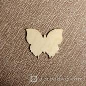 Бабочка №4 6-4.4.2 см
