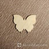 Бабочка №4 6-4.4.3 см